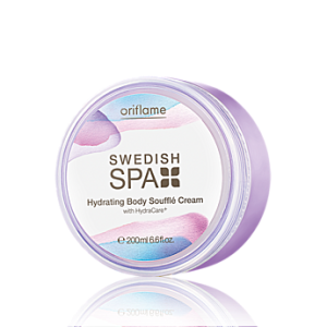 Cremă pentru corp Swedish Spa Body Souffle