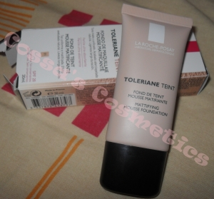 Review: Fond de Ten Spuma Toleriane Teint by La Roche Posay