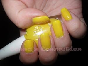 lemonade splash yellow nail polish natty oja