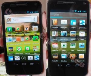 allview smartphone telefon P4 DUO