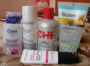 august favorites chi bha bioten sephora cien
