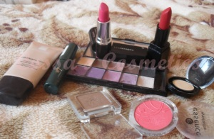 make up machiaj nyx illamasqua mua essence toleriane teint no7