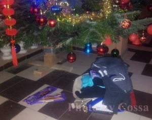 Christmas Gifts: Mosu' a fost darnic in 2013