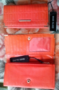 shopping sales river island wallet-vert
