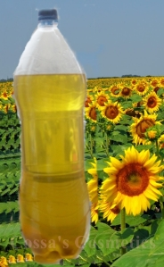 Un nou deliciu pentru par: Uleiul de Floarea Soarelui Presat la Rece