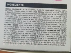 Loncolor en vogue moka frappe ingredients