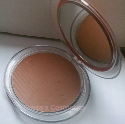 bronzer pupa desert bronzing powder