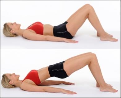 Butt-lift-bridge-exercise