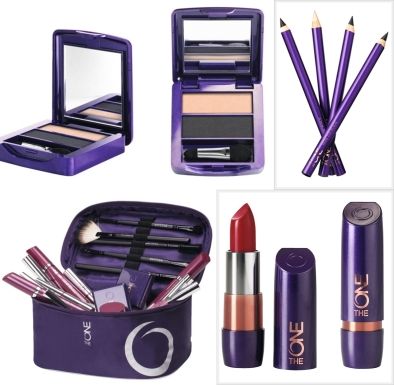 colaj fard de pleoape creion portfard ruj lipstick the one oriflame