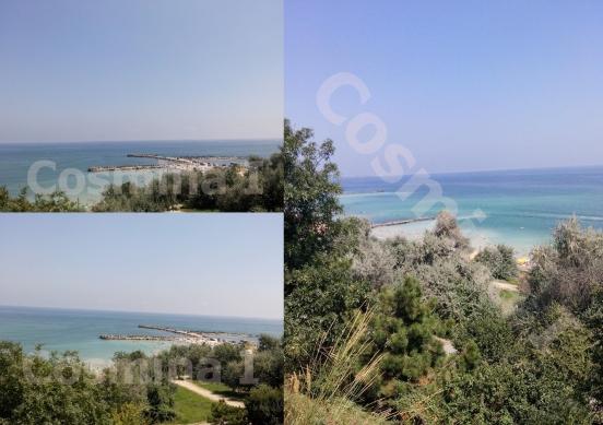 eforie sud vedere plaja pe litoral