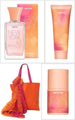 new york gama parfum very me oriflame