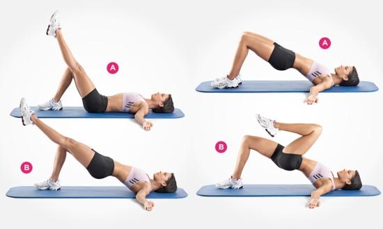 slide-3-hip-thigh-raise- butt ferm exercise exercitii pentru fesieri