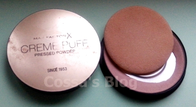 cream puff powder pudra max factor