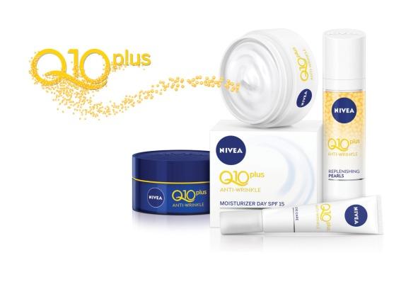 Gama de produse de îngrijire a tenului NIVEA Q10Plus Anti-rid_lowres