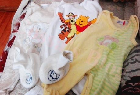 cumparaturi bebe haine baby shopping
